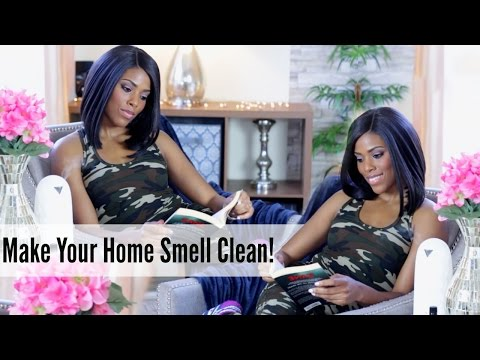 💖 Glam Home 💖 6 Ways to Make Your Home Smell Fresh + GIVEAWAY