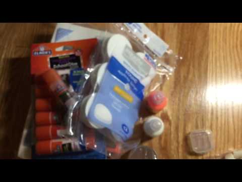 DIY Squishy And Slime Supplies Hauls! 3 Hauls In 1 Video!