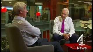 When Jon Snow met Jeremy Paxman