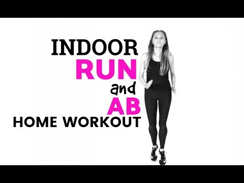 HOME WORKOUT - GET RID OF BELLY FAT AND TONE YOUR ABS .WOMENS WORKOUT - burn calories at home -