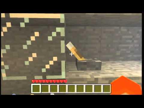 Minecraft XBOX 360 Der Riese Replica