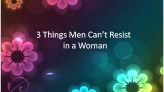 3 Things Men Can