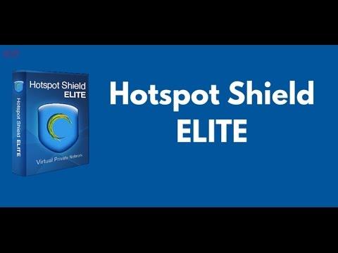 Hotspot Shield VPN | Elite Crack 2017