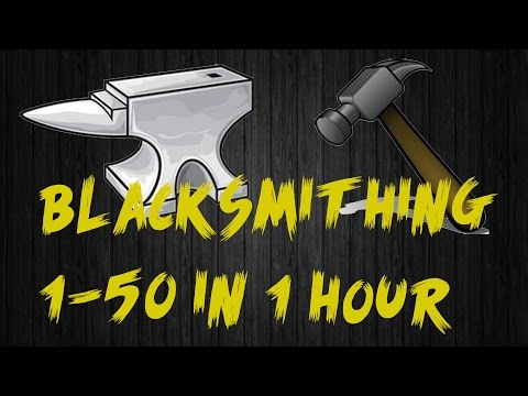 ESO: Best Blacksmithing Guide!!1-50 in 1 hour! fast NO DLC (Crafting Guide EP 1)