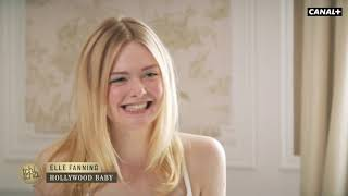 Elle Fanning : Hollywood baby - Reportage cinéma