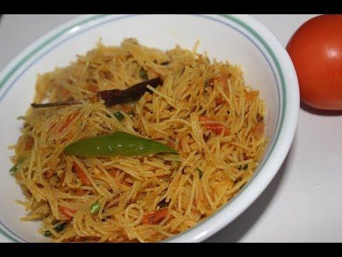 Semiya Tomato Bhath