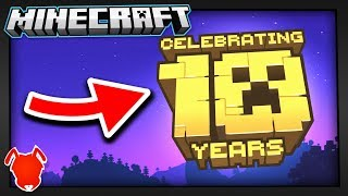 Minecraft Reveals BIG NEWS for 10 Year Celebration?!