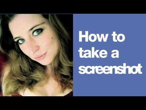How to Print Screen