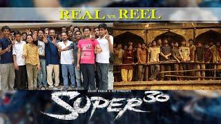 SUPER 3O REAL VS REEL    ORIGINAL SUPER 30 VS MOVIE    NIYAM HO    A Slideshow Series