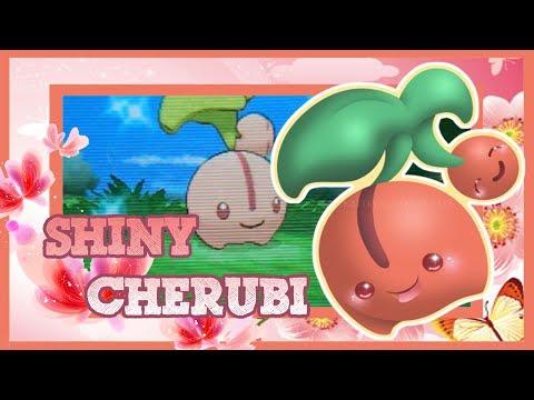 [FLOYT] Shiny Cherubi on Pokemon X after 59 eggs!
