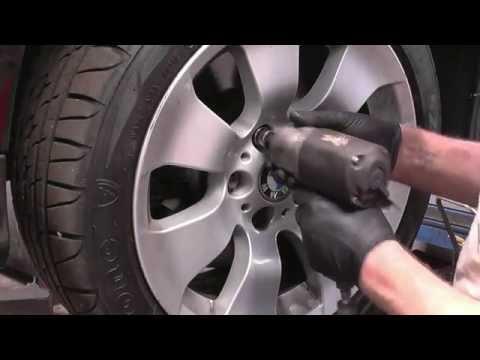 Locking Wheel Nut Removal