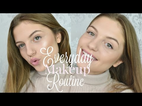 Everyday Makeup Routine! | Sweet Like Grace