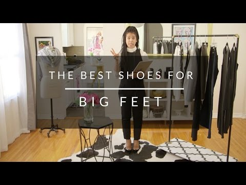 The Best Flat Shoes For Big Feet