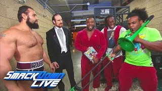 Are The New Day celebrating Rusev Day?: SmackDown LIVE, Oct. 17, 2017