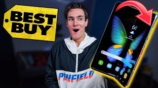 I Bought the Last Samsung Galaxy Fold..?