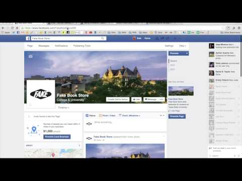 MC4382U: How to Merge Facebook Pages