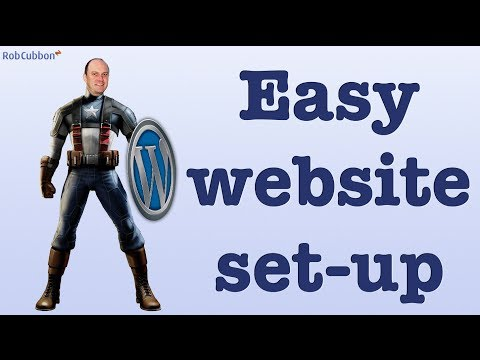 Softaculous, cPanel and WordPress -- Creating A Website From Scratch