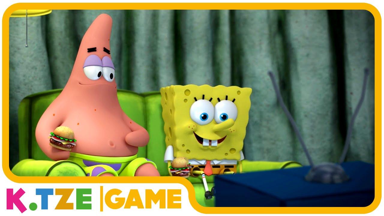 Let's Play Spongebob Schwammkopf auf Deutsch ❖ Ganze Folgen des Nintendo Wii U Spiels | Alle Folgen