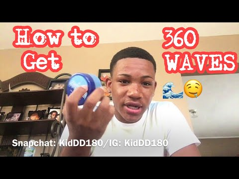 HOW TO GET 360 WAVES REAL FAST