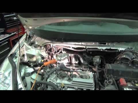 2008 Toyota Sienna Spark Plug change