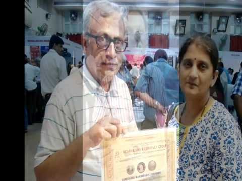 Certificate Distribution to members of Indian Coin & Currency Group...
