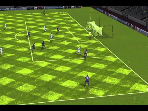 FIFA 14 iPhone/iPad - Fiorentina vs. Inter