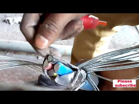 How to make a Electrical Knife, Electrical Knife (chaku) kaise bante hai Electrical kya hai