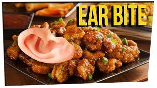 Woman Bites Off Man's Ear at Chinese Restaurant ft. Dumbfoundead & Steve Greene