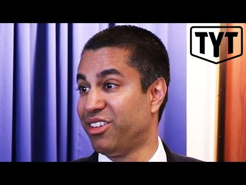 EXPOSED: Ajit Pai Addicted To Koch