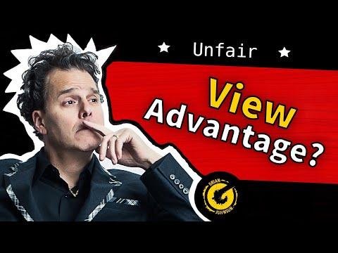 Getting More Views - The Unfair Advantage