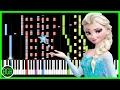 Impossible Remix Let It Go Frozen