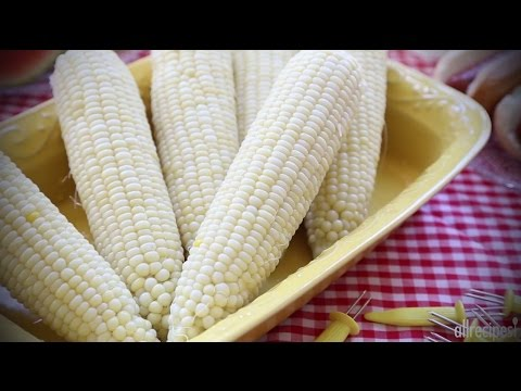 How to Make Easy Corn on the Cob | Corn Recipes | Allrecipes.com