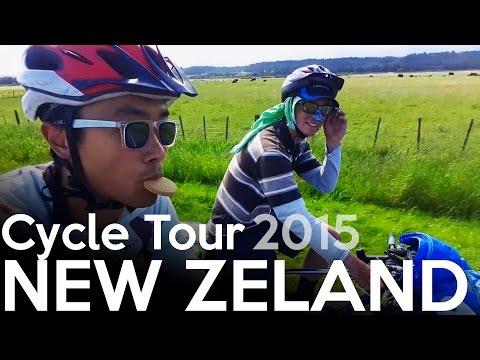 AROUND NEW ZEALAND 4000KM IN 40DAYS