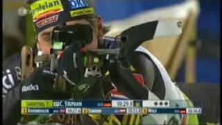 Biathlon Nachwuchsstars: Arnd Peiffer+ Christoph Stephan