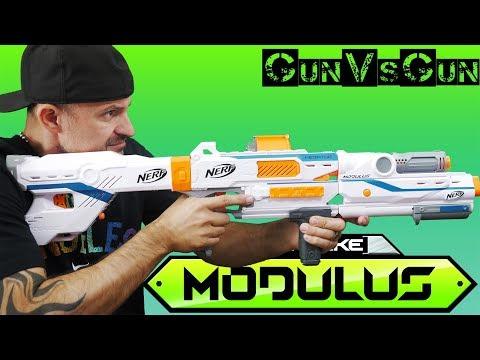 Nerf Modulus Mediator!!