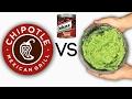 GUACAMOLE And Chips Recipe | Chipotle Copycat Recipe