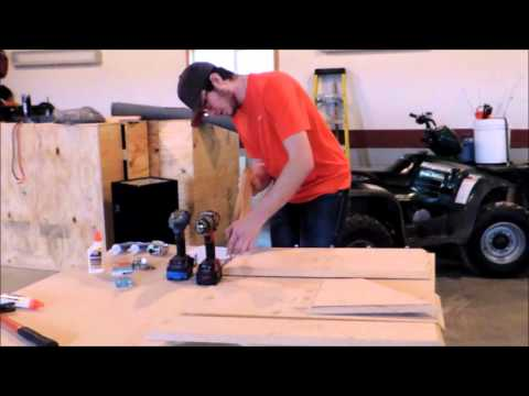How to Build a Sealed Subwoofer Box for 2 10