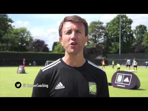 Soccer Coaching for Beginners. Soccer First Skills