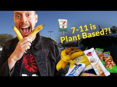 Vegan Vigilante | Episode 4: 7-11 is Plant Based?!