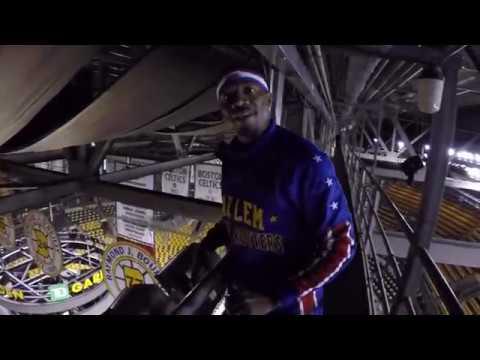 TD Garden Catwalk Shot | Harlem Globetrotters