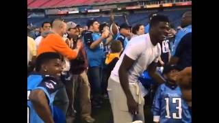 Kendall Wright & Justin Hunter