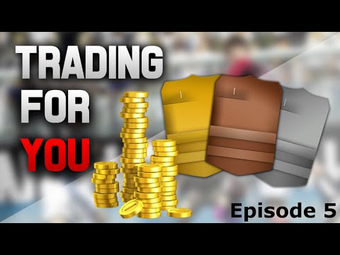 FIFA 14 UT   TRADING For YOU #5   Quick Profit!   Ultimate Team Trading Series