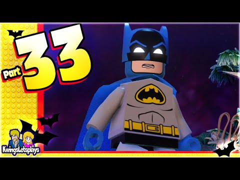 LEGO BATMAN 3 - Unlocking Ambush Bug on Nok (Lantern Planet)