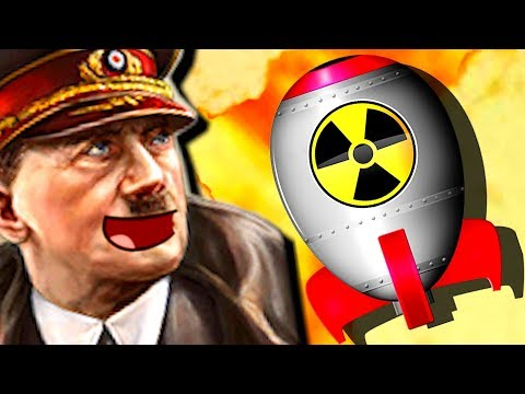What if Germany got WMD? [HOI4 Waking the Tiger]   Hearts of Iron 4