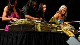 WWE NXT: NXT Rookie Diva Challenge - Wedding Present Scramble