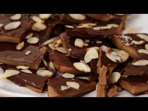 How to Make Toffee | Candy Making
