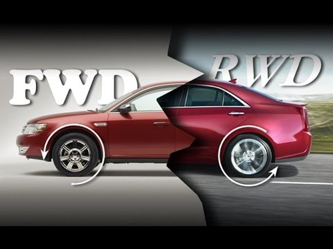 Whats Better in the Snow? FWD VS. RWD Does it matter?