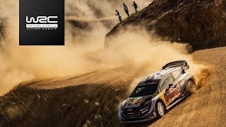 WRC - Rally Guanajuato México 2018: Highlights Power Stage SS22
