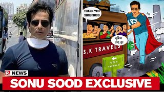 Sonu Sood: 'Can Relate With Migrant Workers' Pain' As He Sends 12,000 Home