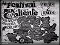 1982 FESTIVAL Revista PAN CALIENTE Jorge Pistocchi, Muñoz, Leon Gieco, Miguel Abuelo, ARCH° AMAT